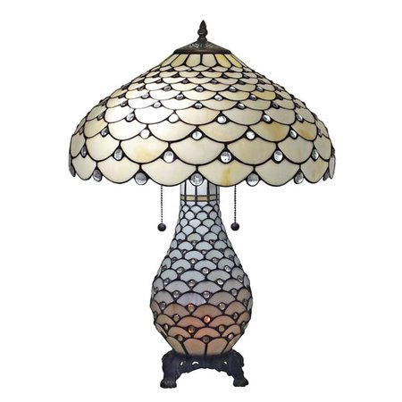 "Amora Lighting 25"" Table Lamp"