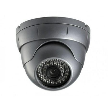 Eyeball Mirror - CNB LFM-20VF Eyeball type Outdoor Dome IR Camera Monalisa 600 TVL Vandal-Resistant