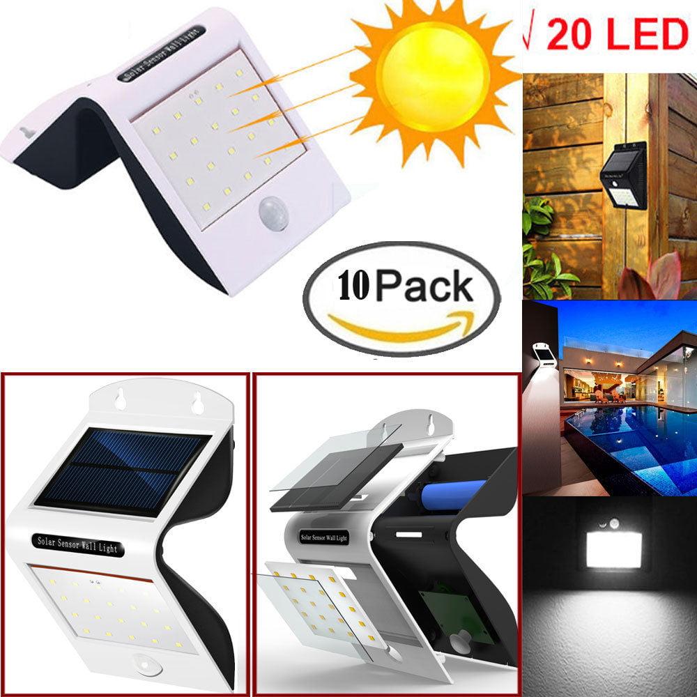 Automatic Solar Light ,White Light Wall Light, Wireless W...
