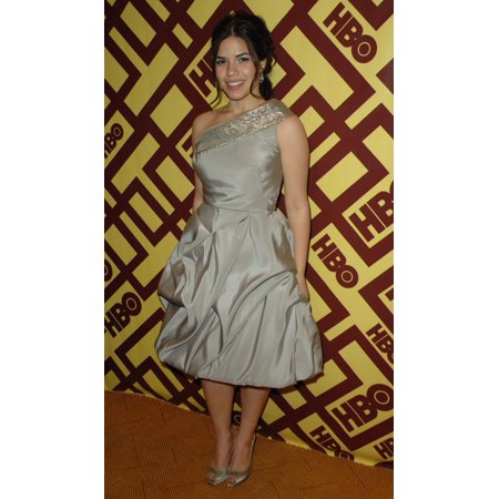 America Ferrera At Arrivals For After Party - Hbo Golden Globes After Party Circa 55 Restaurant At The Beverly Hilton Hotel Los Angeles Ca January 11 2009 Photo By Dee CerconeEverett