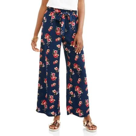 Long Sailor Pants (Double Click Women's Long Flowy Pants Wi )
