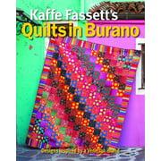 Kaffe Fassett's Quilts in Burano (Paperback)