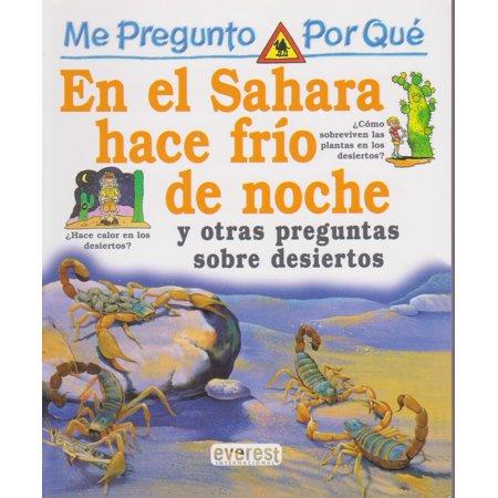 SAHARA FRIO NOCHE-ENC.MINI PREGPQ. [Paperback] [Jan 01, 2010] JACKIE GAFF