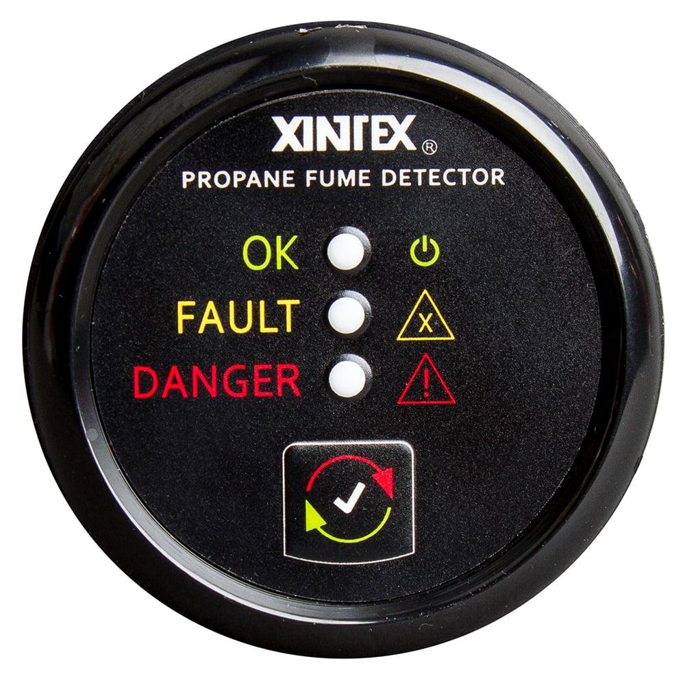 Fireboy P-1B-R Single Channel Propane Fume Detector