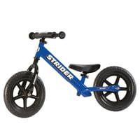 Strider - 12 Sport Balance Bike, Ages 18 Months to 5 Years - Blue