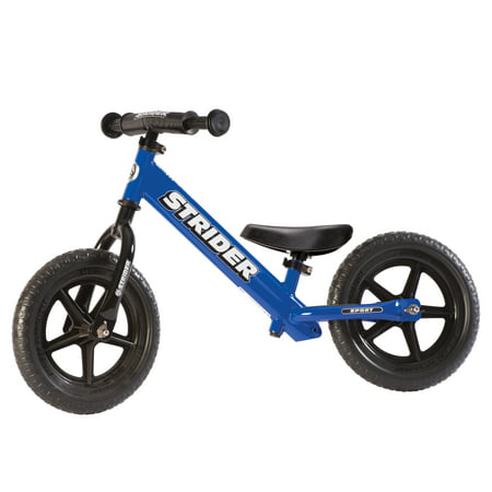 Strider - 12 Sport Balance Bike, Ages 18 Months to 5 Years -