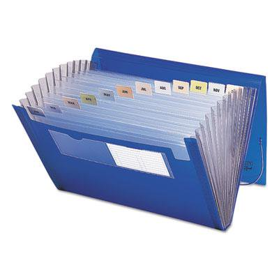 - Smead Expanding File With Color Tab Inserts