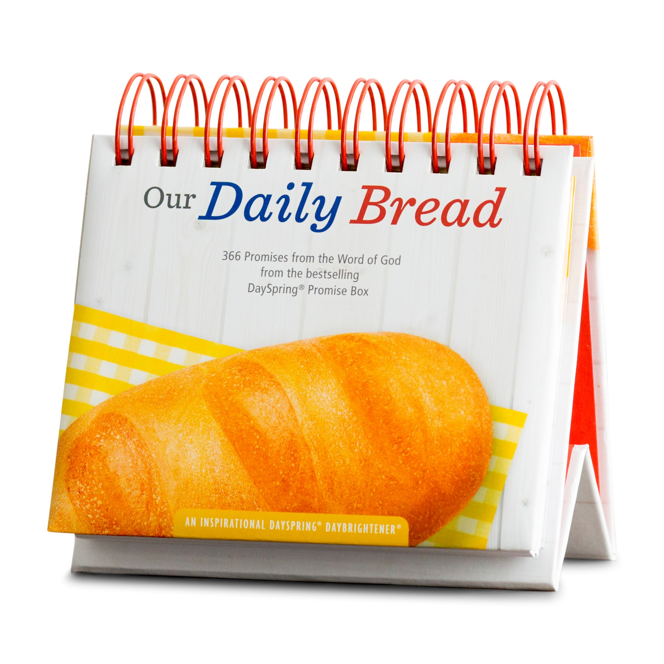 DaySpring  -  DaySpring - Our Daily Bread, 365 Day Perpetual Calendar