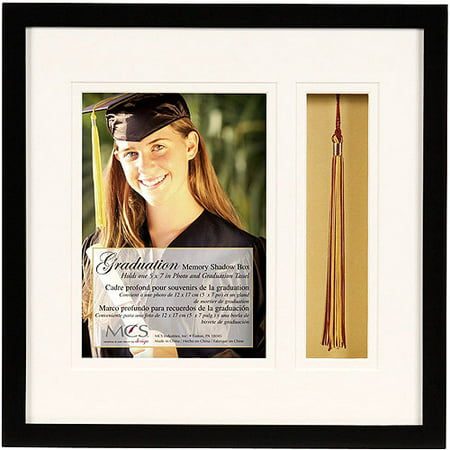 Graduation Tassel And Photo Frame Black Walmartcom