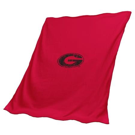 Logo Brands NCAA Team Sweatshirt Throw