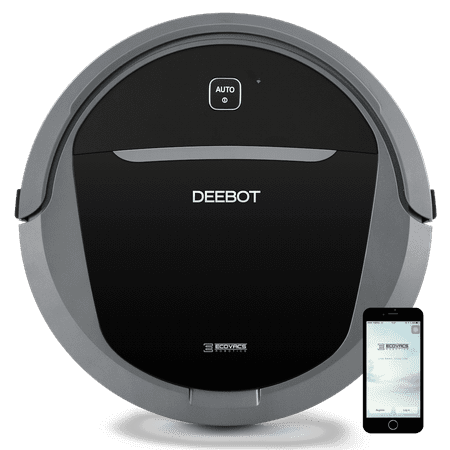 Hoover Steam Edge Cleaning Vacuums - ECOVACS DEEBOT M81PRO Robotic Vacuum Cleaner