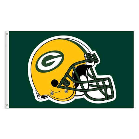 Nfl Green Bay Packers Unisex Nfl Green Bay Packers 3 Foot By 5 Foot Fan Flag