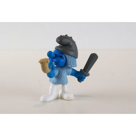 Canvas Print Smurfs Toys Smurf Knight Smurf Decoration Figure Stretched Canvas 10 x 14](Knight Decorations)