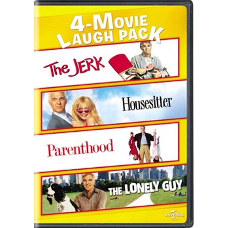 Two Guys And A Girl Halloween 2 (The Jerk / Housesitter / Parenthood / Lonely Guy)