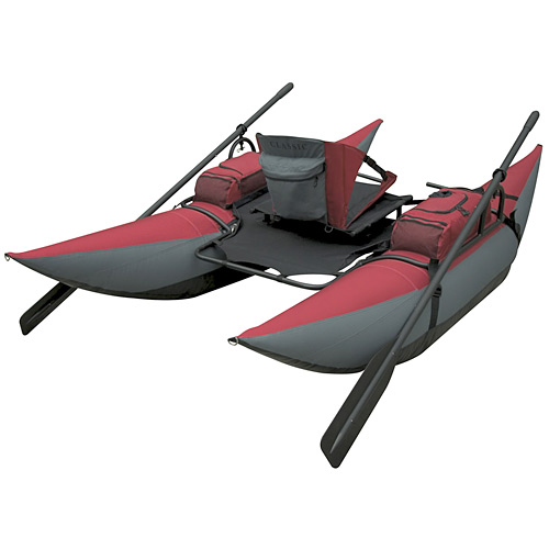 Classic Accessories Arrow Backpacker Pontoon Boat