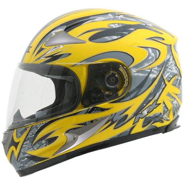 AFX FX-90 Species Helmet Yellow