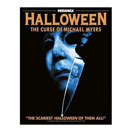 Halloween VI: The Curse Of Michael Myers (Blu-ray) (Widescreen) (Halloween Curses)