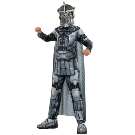 TMNT Movie Shredder Child Costume (Ninja Turtle Dress Up)