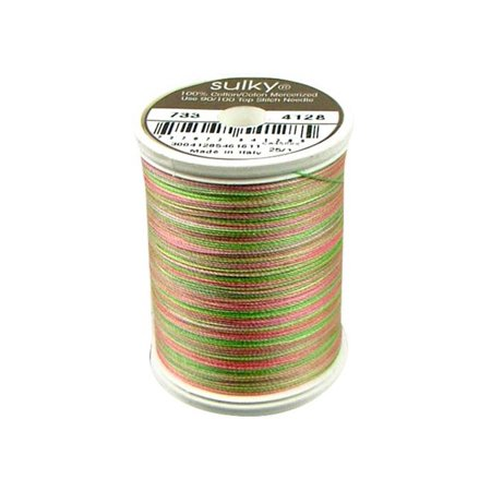 Sulky Blendables Thread 30wt 500yd Neon Lights