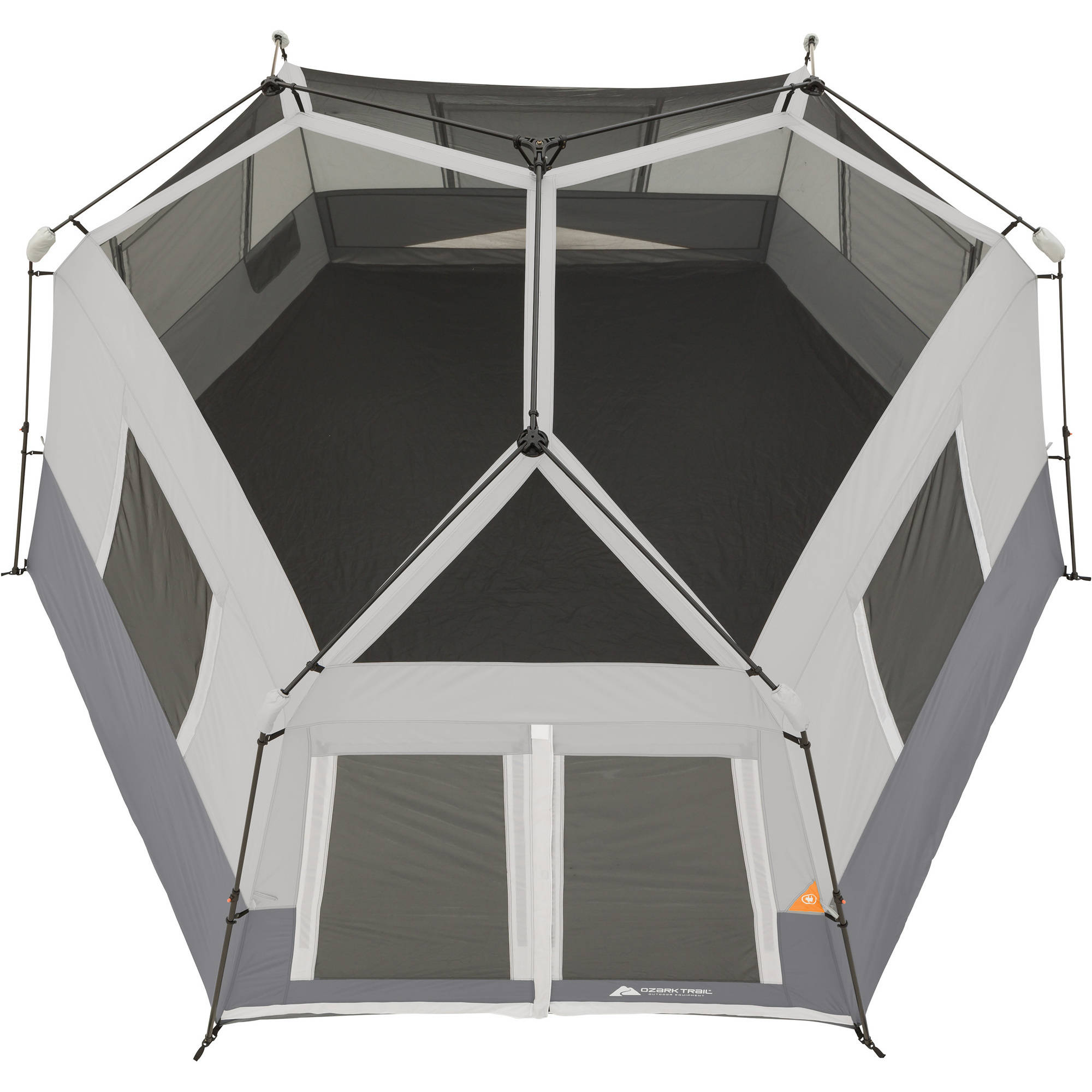 sc 1 st  Walmart & Ozark Trail 8-Person Instant Hexagon Cabin Tent - Walmart.com