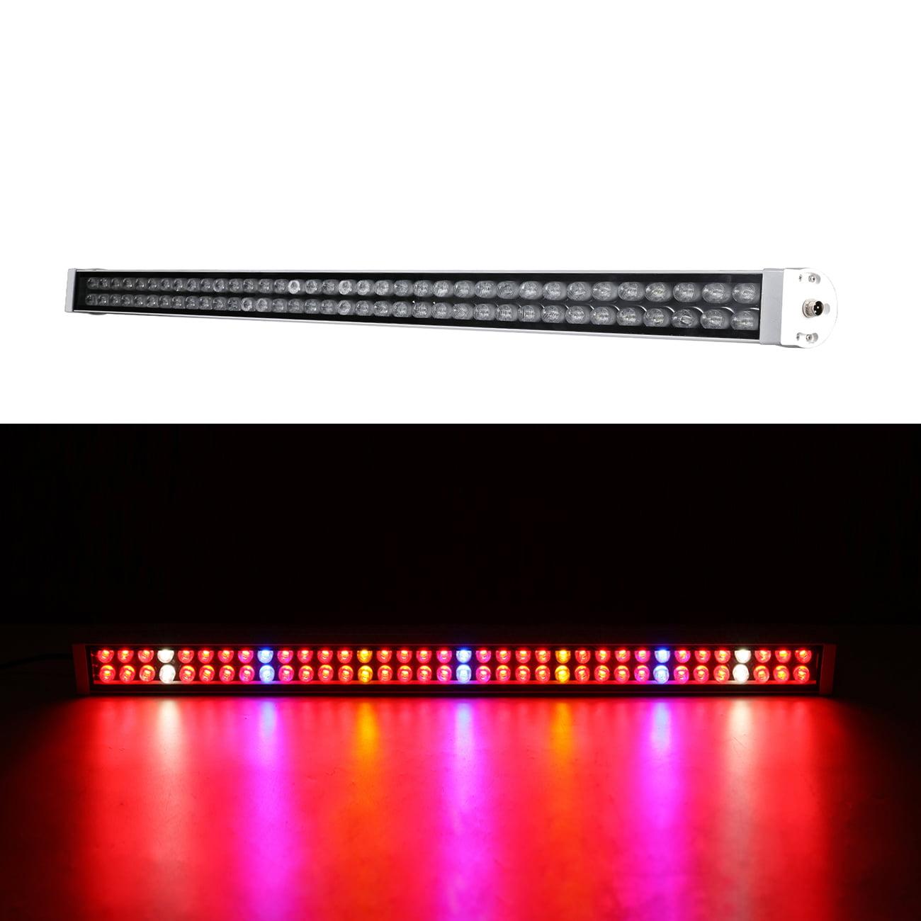 DEFAULT BEAMNOVA 216W White Dual Row LED Plant Grow Light...
