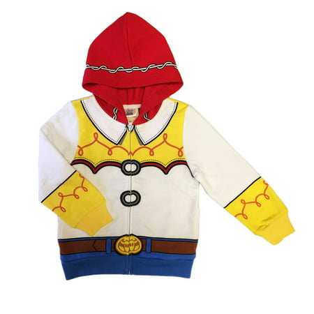 Girl Cowgirl In Toy Story (Toy Story Cowgirl Jessie Hoodie (Little)