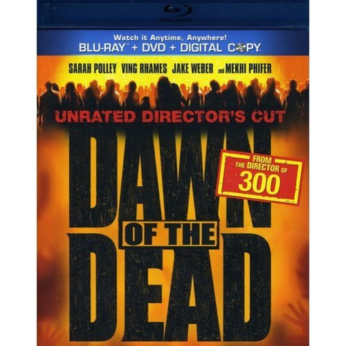 Dawn Of The Dead (Blu-ray   DVD) (With INSTAWATCH) (Widescreen)