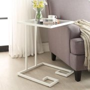 Carolina Chair and Table Avery Glass Top Accent Table