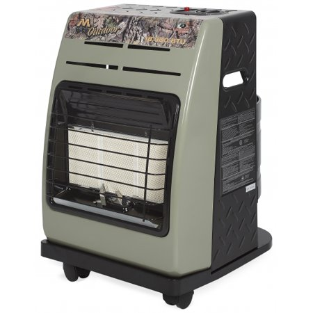 MI-T-M Radiant Portable 18,000 BTU Heater