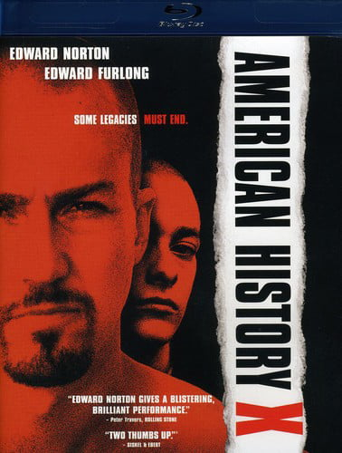 American History X (Blu-ray) by WARNER HOME ENTERTAINMENT