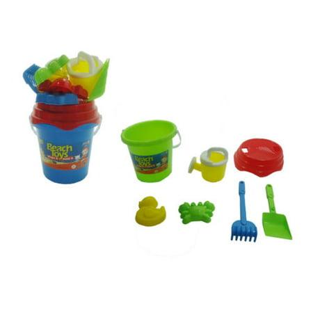 Sand Toys Kids Toddlers Beach Toys Castle Bucket Spade Shovel Rake Water Tools