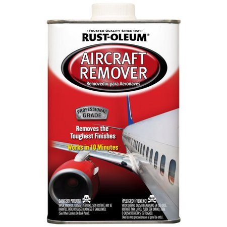 Aircraft Paint Remover Spray