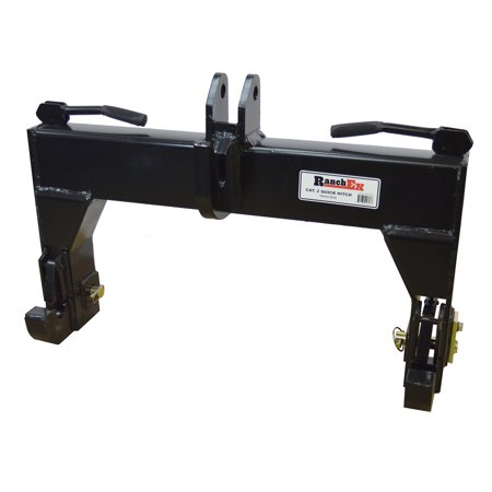 RanchEx Quick Hitch, Cat. 2, Heavy Duty