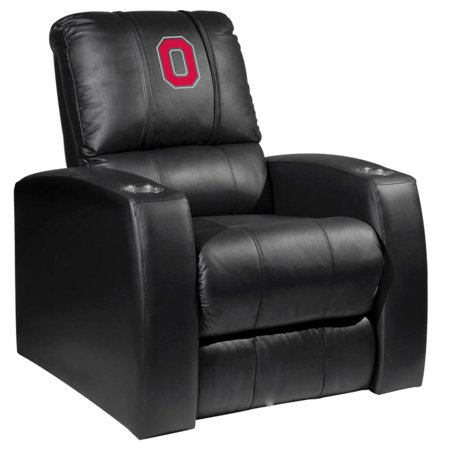 Ohio State Buckeyes Recliner - Ohio State University Collegiate Relax Recliner with Buckeyes Block O logo