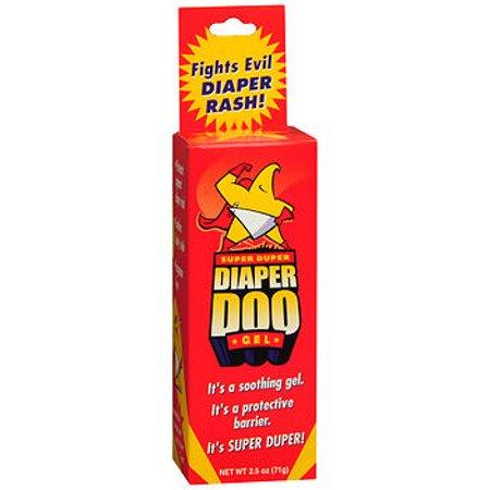 Super Duper Diaper Doo 2 5Oz Tube
