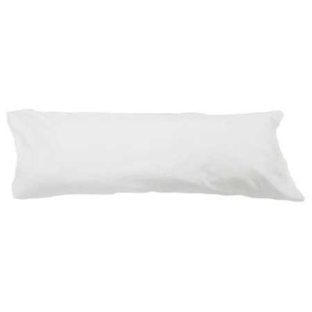 Body Pillow Case, White