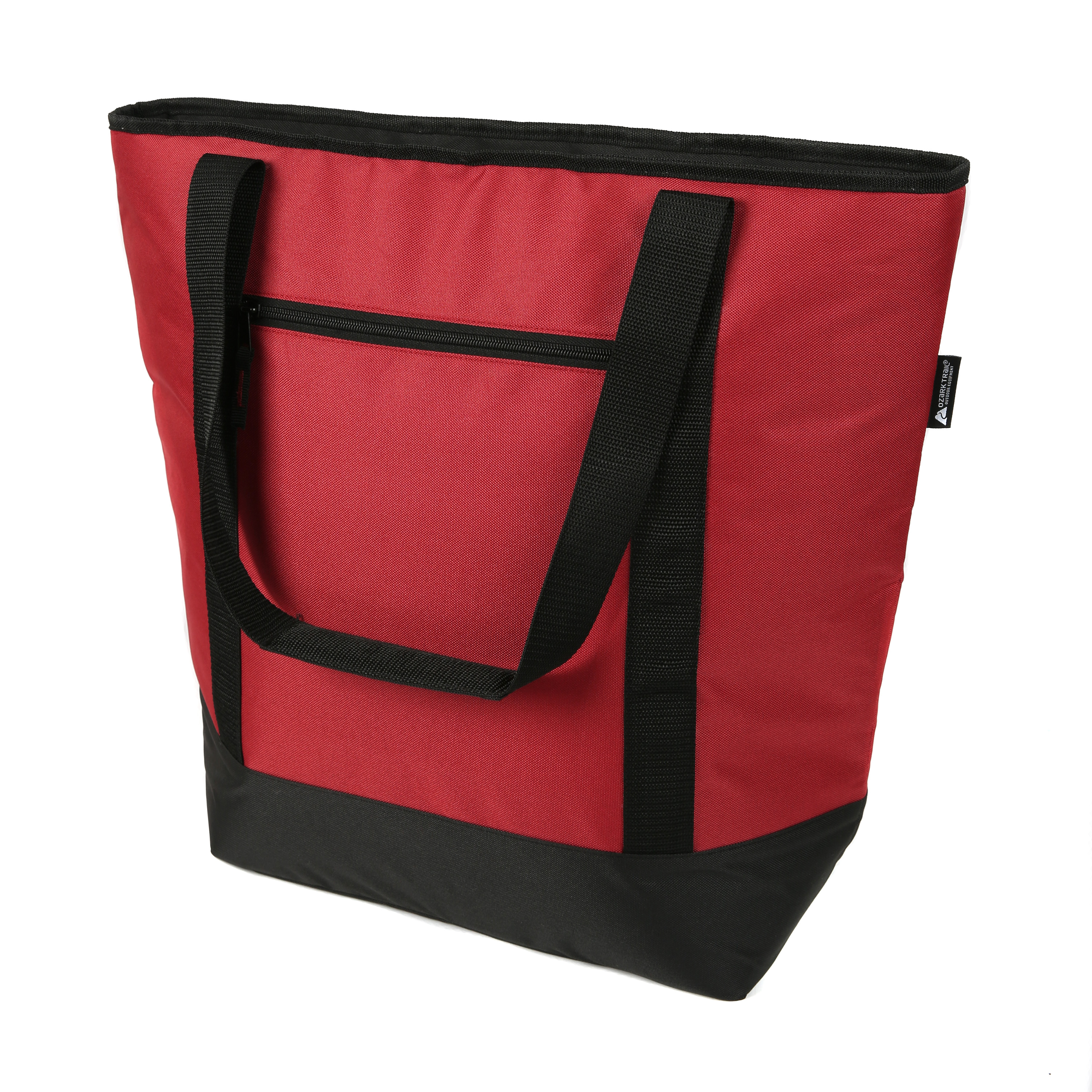 Ozark Trail 50 Can Cooler Tote-Red