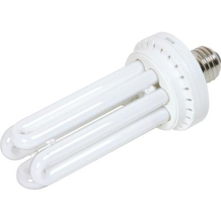 - Integrated Compact Fluorescent Bulb Lights Of America 42W Cool White Quad