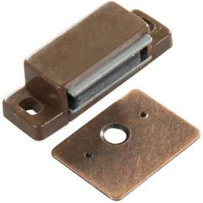 JR Products 70265 Door Catch Use To Keep Cabinet Doors Closed