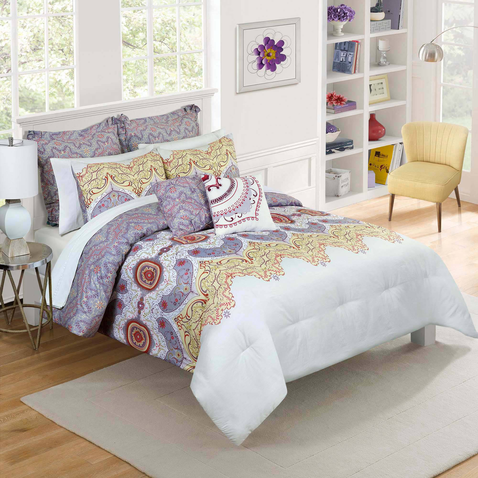 for dorm set comforters pin long mantra comforter products extra college pay expect multicolored more beddingcollege less vue twin