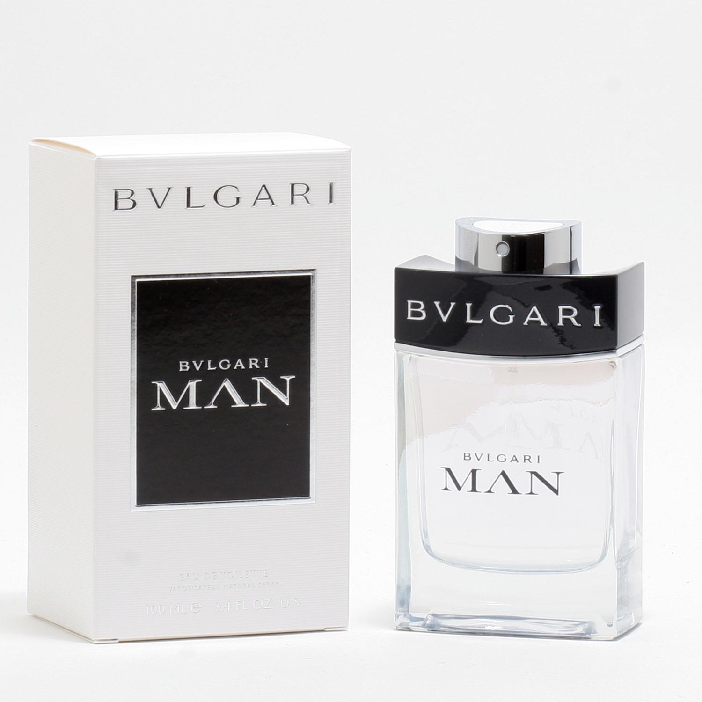 BVLGARI MAN - EDT SPRAY 3.4 OZ