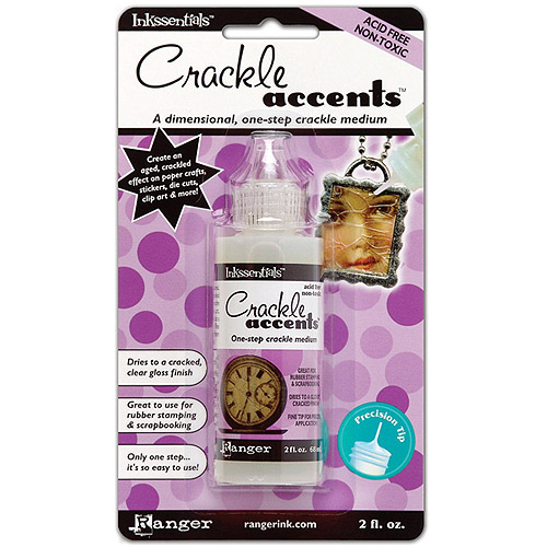 Ranger Inkssentials Crackle Accents Precision Tip