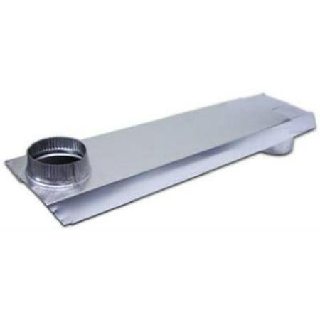 Tite Fit, Aluminum 90°degree. Dryer Venting Duct, 2