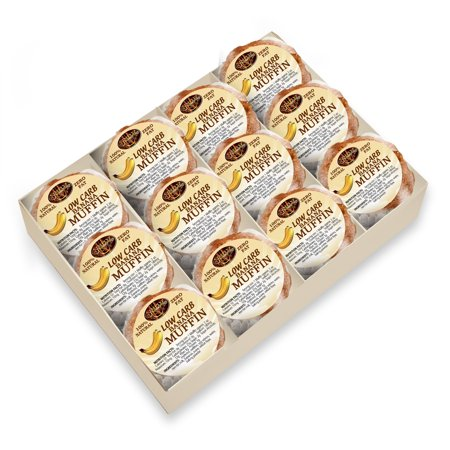 Simply Scrumptous Low Carb Fat Free Banana Muffins - Halloween Cupcakes