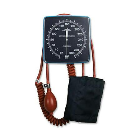 Medline, MIIMDS9400LF, Wall-mount Aneroid Sphygmomanometer, 1 Each, Blue ()