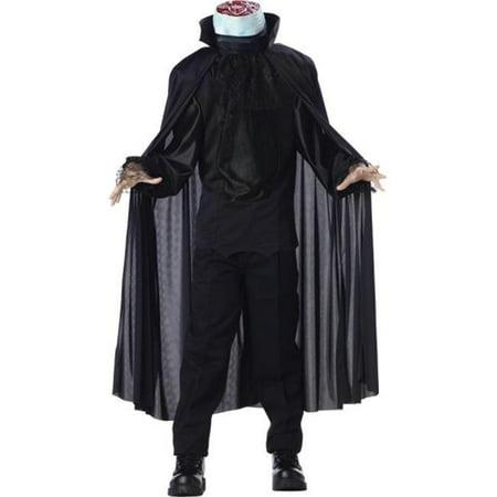 Morris Costumes CC00209LG Horseman Headless Child Lg 10-
