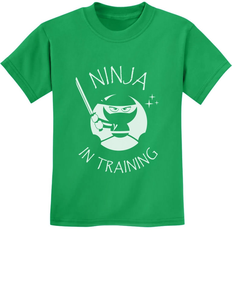 Ninja in Training Youth Tee