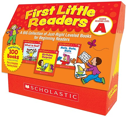 First Little Readers: Guided Reading Level a : A Big Collection of Just-Right Leveled Books for Beginning Readers