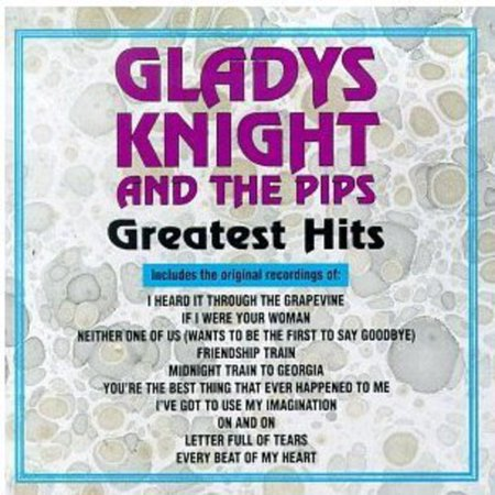 Gladys Knight   Gladys Knight And The Pips  Greatest Hits  Cd