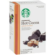 Starbucks Salted Caramel Hot Cocoa Mix, 8 count